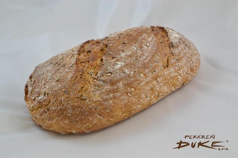 chlieb, duke, prievidza, pekáreň, zrno, ľan, slnečnica, raž, ovos, pšenica