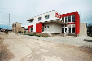 Otvorenie novej pekárne