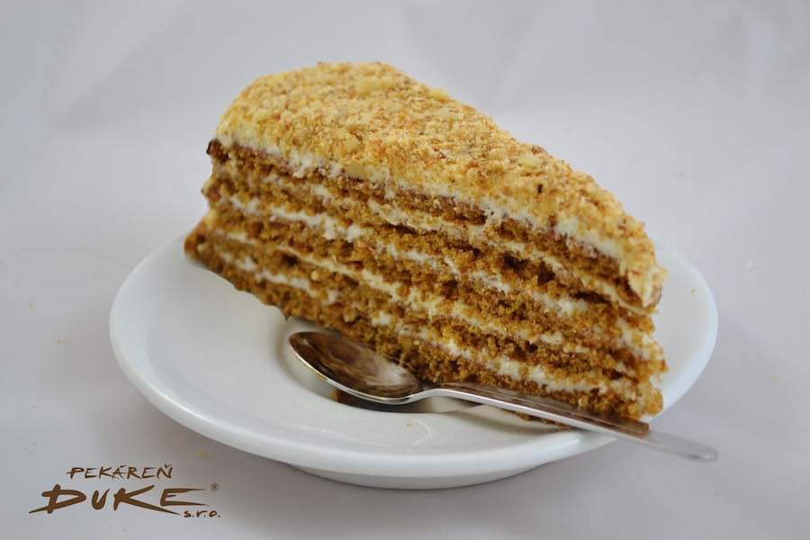 Torta medová 90g